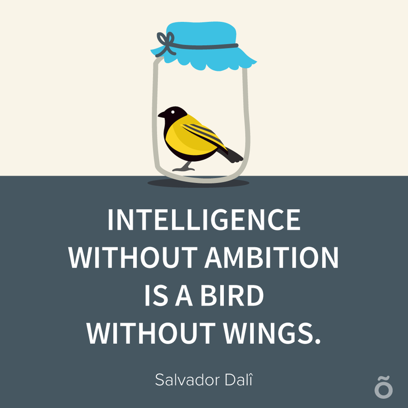 intelligence-without-ambition