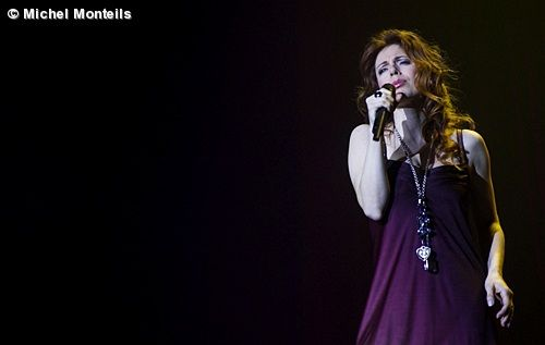 ISABELLE BOULAY 2009