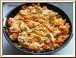 0117 - émincé de volaille, carottes et céréales gourmandes