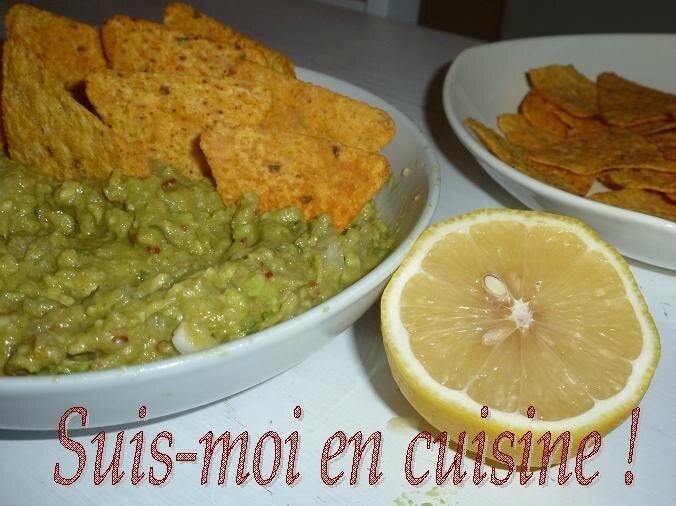 Guacamole (MEXIQUE)