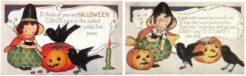 petite sorcière x 2