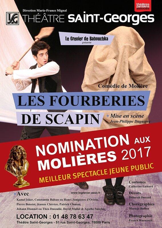 Les Fourberies de Scapin (1)