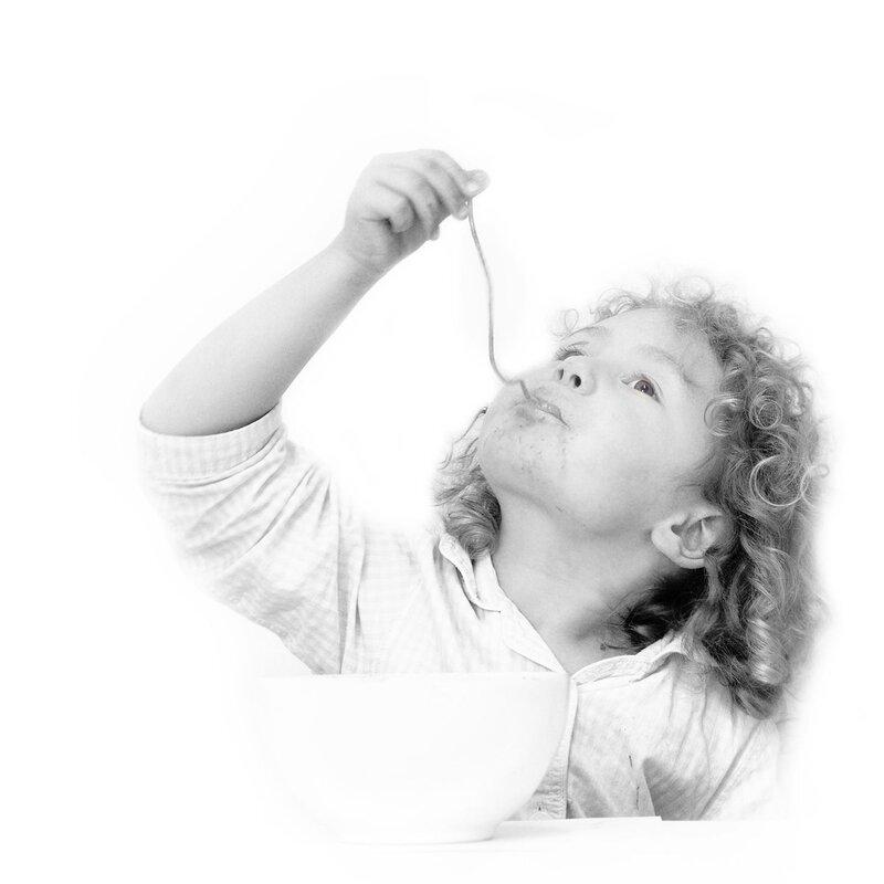 nourrir enfant travail