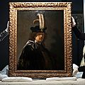 Old master 'selfie' is a rembrandt; national trust scientifically verifies painting