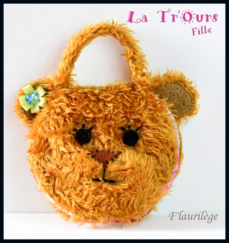 Tr'ours fille