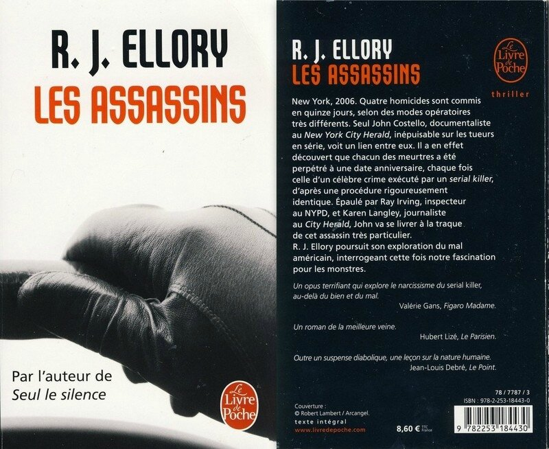 1-les assassins - R