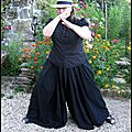 Tuto : hakama (pantalon japonais d'akido)
