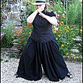 Tuto : hakama (pantalon japonais d'aïkido)