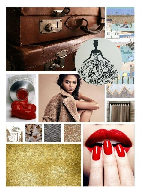 mood board-manteau villette