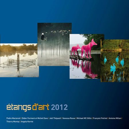 catalogue Étangs d'arts 2012