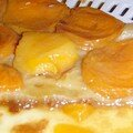 Tarte Tatin Abricots-Lavande
