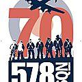 Le 578 squadron a york le 17 et 18 mai