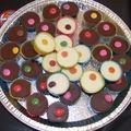 Mini cupcakes pour les 4 ans de Louis