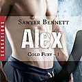 Cold fury #1 - alex de sawyer bennett