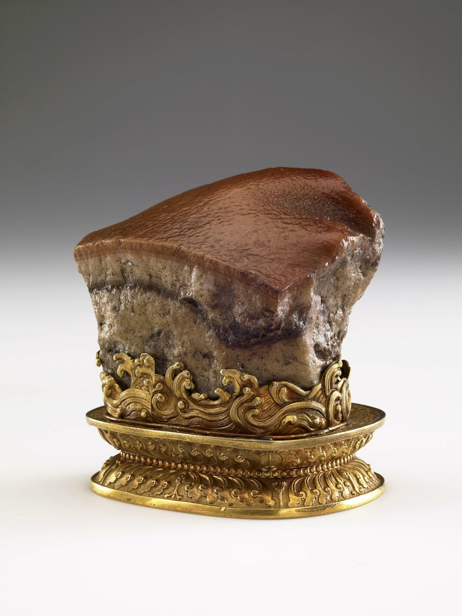 Artworks fit for kings make their North American debut at the Asian Art Museum of San Francisco