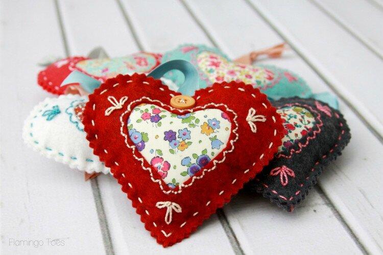 Mon nuancier dmc planche 1 1 2 3 flo bricole les - Cadeau a faire soi meme pour la saint valentin ...