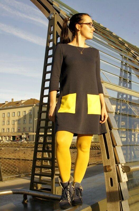 mu robe jaune 1