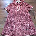COUTURE ENFANT : La robe ANTOINETTE