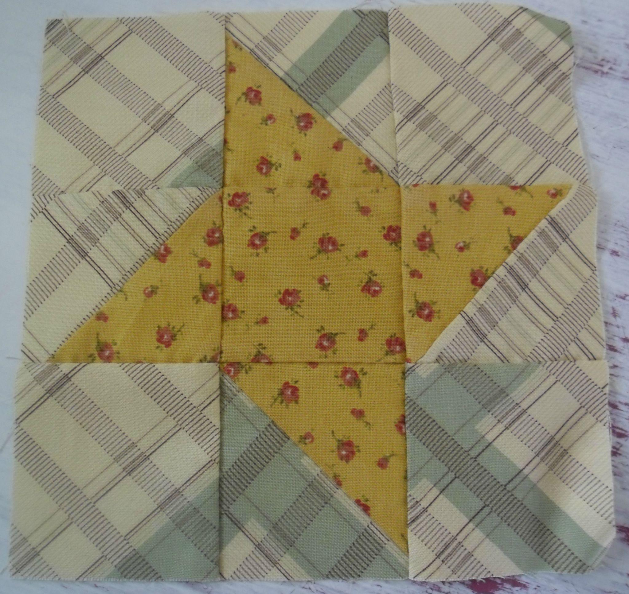 Block 25 Friendship Star
