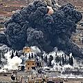 Le double jeu us en syrie: pourquoi les actions s'écartent des discours