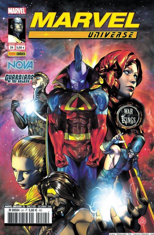 marvel universe 24 war of kings