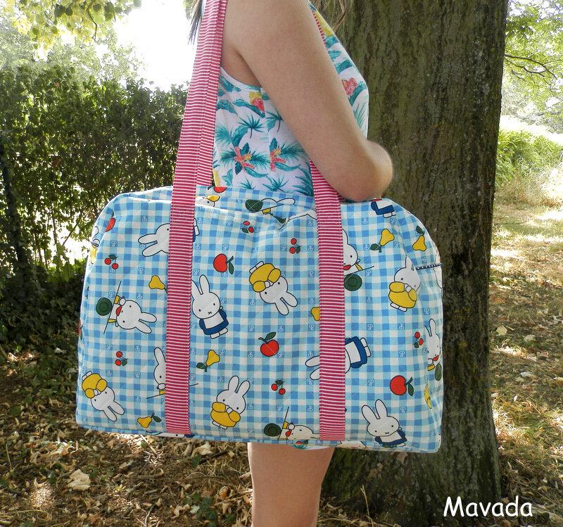 Le sac de voyage Miffy