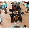 Table gourmandises chocolatées 042