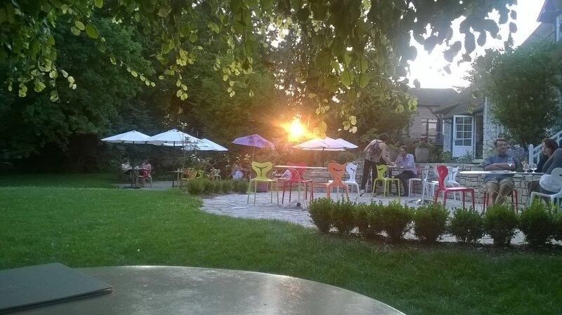 1er coup de coeur le jardin des plumes ingrid cuisine au 58 for Le jardin des plumes