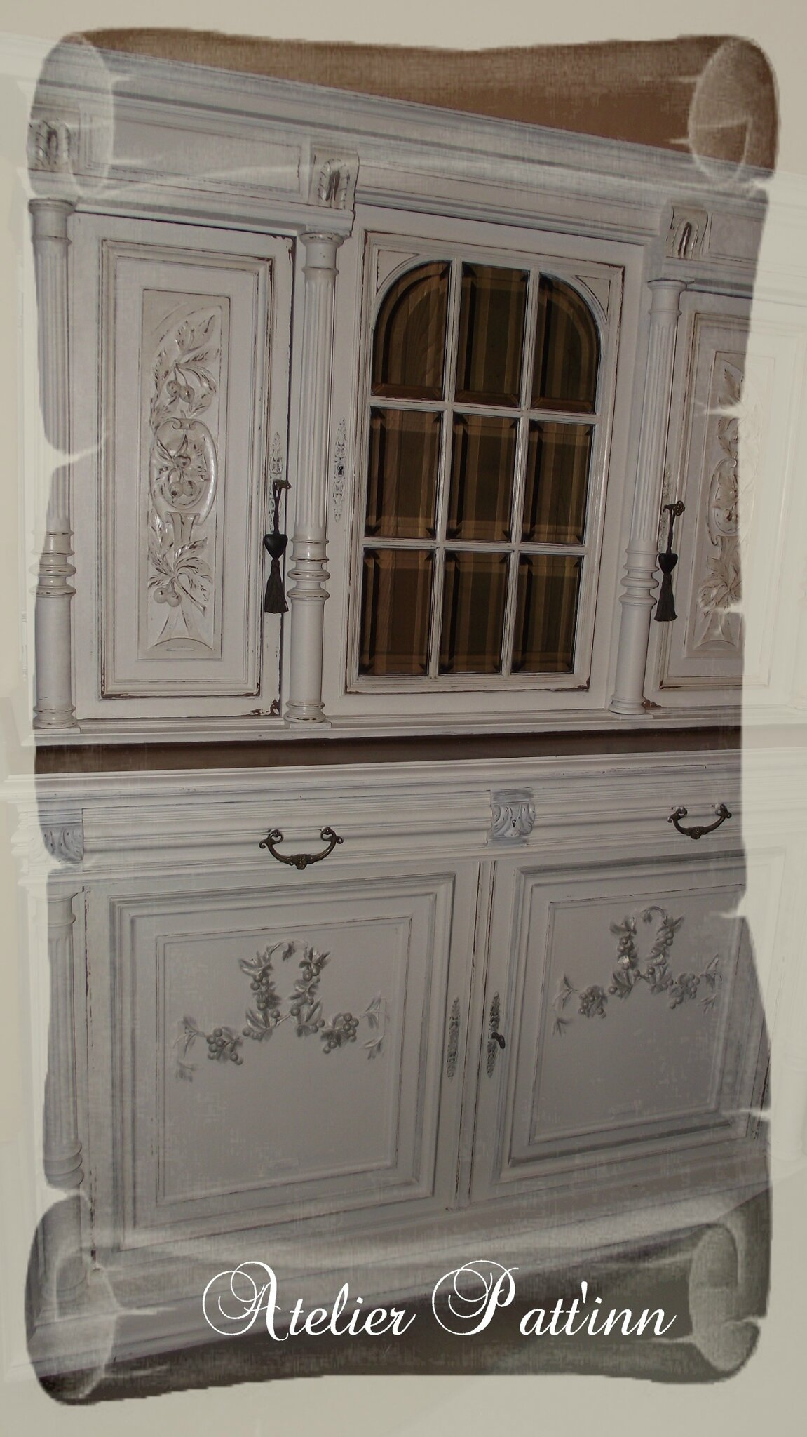 armoire solde buffet solde atelier patt 39 inn atelier patines facebook. Black Bedroom Furniture Sets. Home Design Ideas