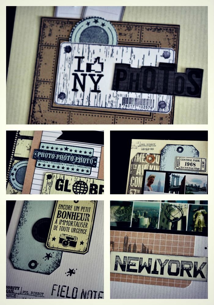Mini-album New York