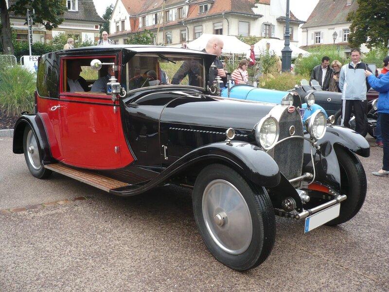 BUGATTI type 44 coupé fiacre 1928 Molsheim (1)