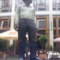 Sculptures et statues dans la rue