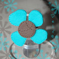 Bague So Natural turquoise