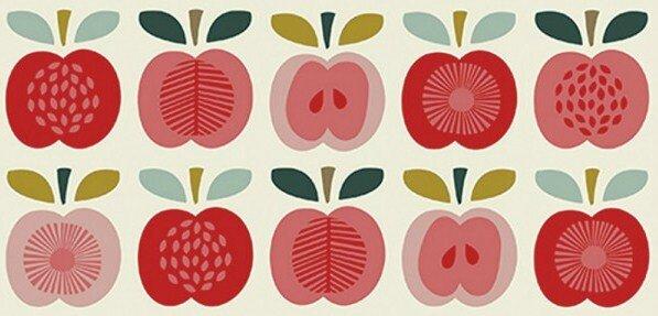 papier-cadeau-pommes-vintage