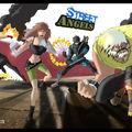 STREET ANGELS du comixheroesverse