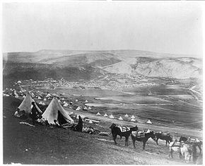 Cavalry_camp_near_Balaklava_1855