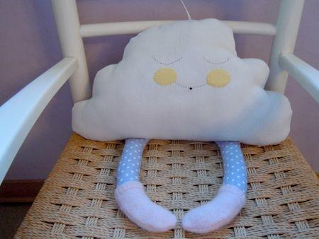 Mon doudou nuage