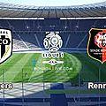 Angers vs rennes : match mercredi 08/02/2017