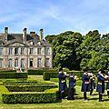 Nord cotentin: il faut sauver le chateau de carneville de la mérule !