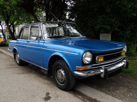 SIMCA 1501 Special 1967 1976 Bourse de pieces de Padoux 2010 1