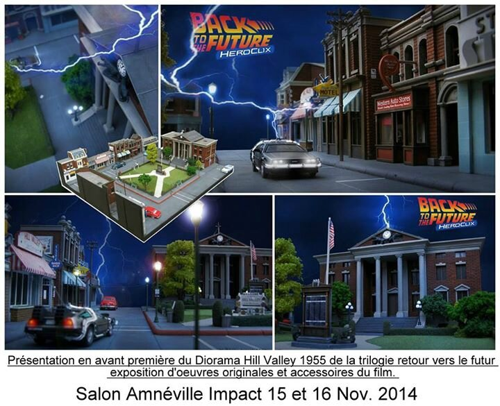 diorama heroclix hill valley bostal exposition amneville facts 2014