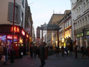 quartier chinois Whitcomb Street