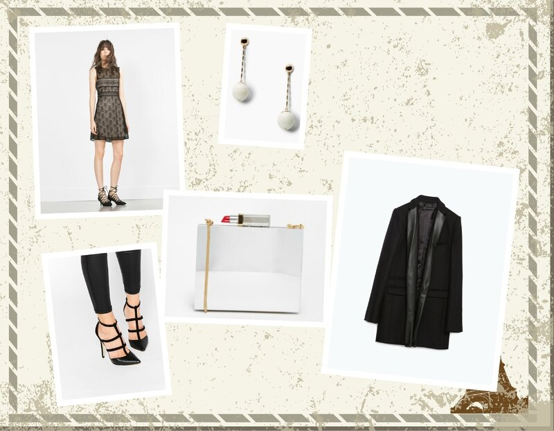 Look invitée mariage hiver 7