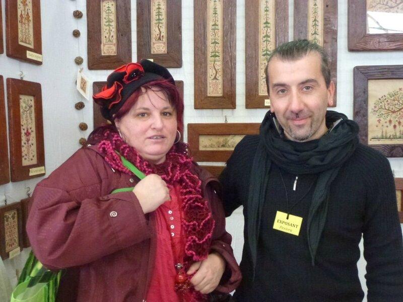 Viviane avec Renato