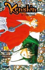 kenshin-le-vagabond,-tome-1---kenshin,-dit-battosai-himura-112987
