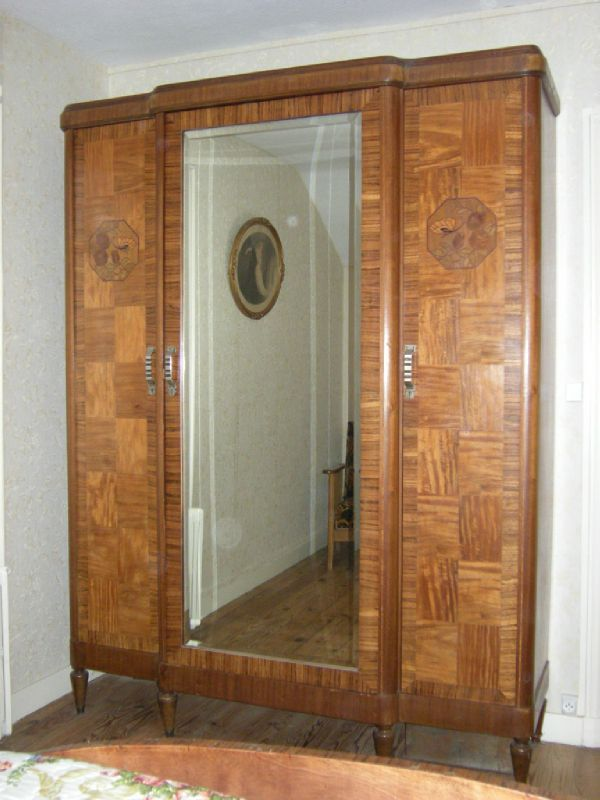 Armoire double peau and for Armoire chambre parents
