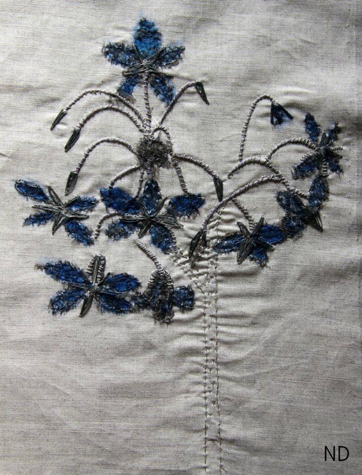 Journal textile, technique
