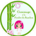 Gommage bambou