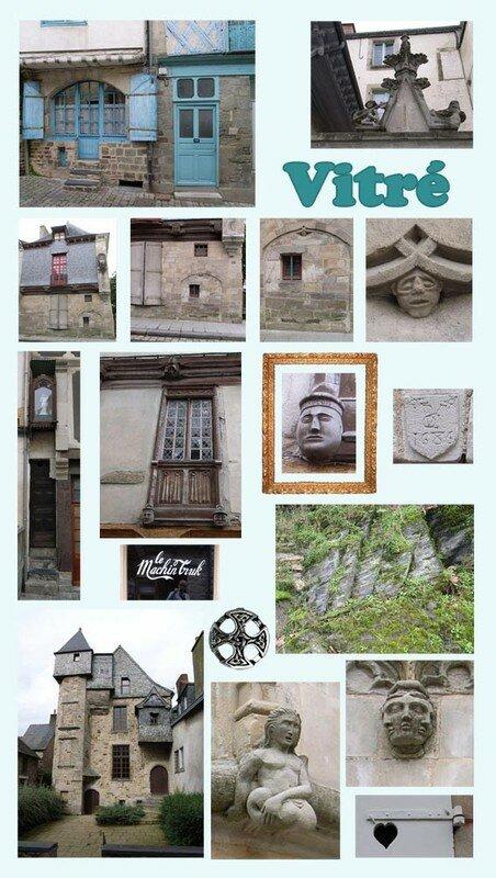 escale à Vitré
