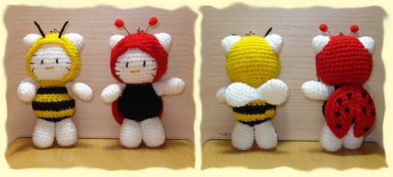 hello kitty insect